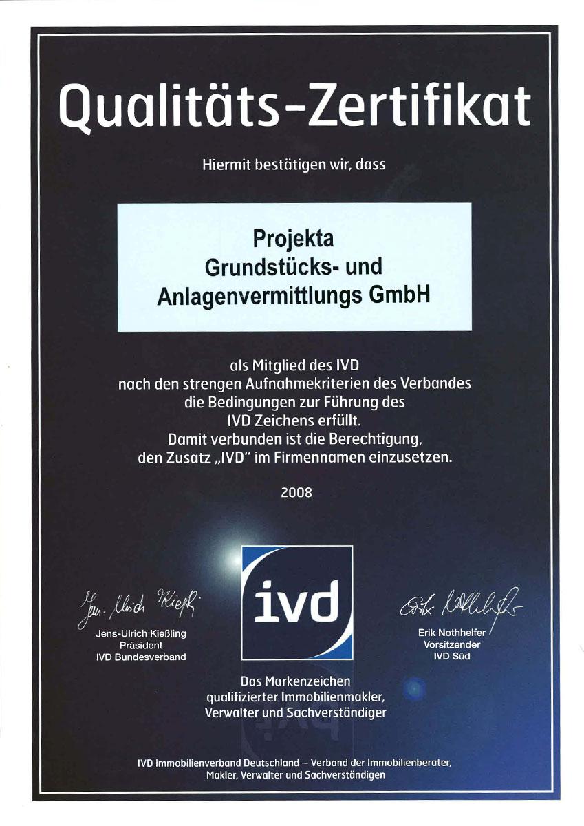 IVD Aufnahme 2008