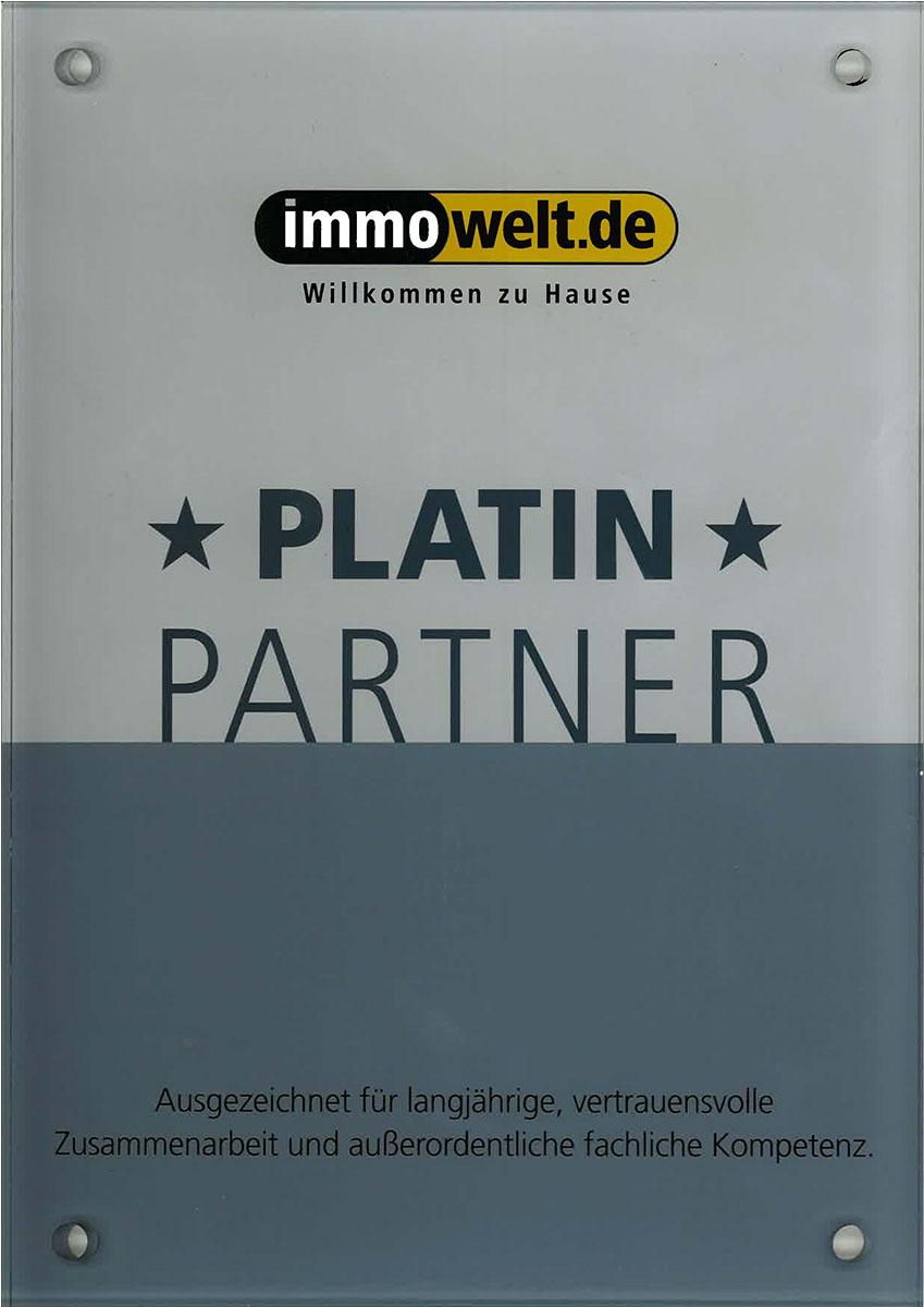 Platin Partner ImmoWelt